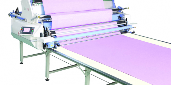 The best cloth spreader for knit and woven zs1-210