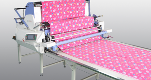 The best cloth spreader machine for bigger diameter of knit and woven zs4-210